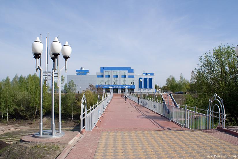 Мост к Дворцу