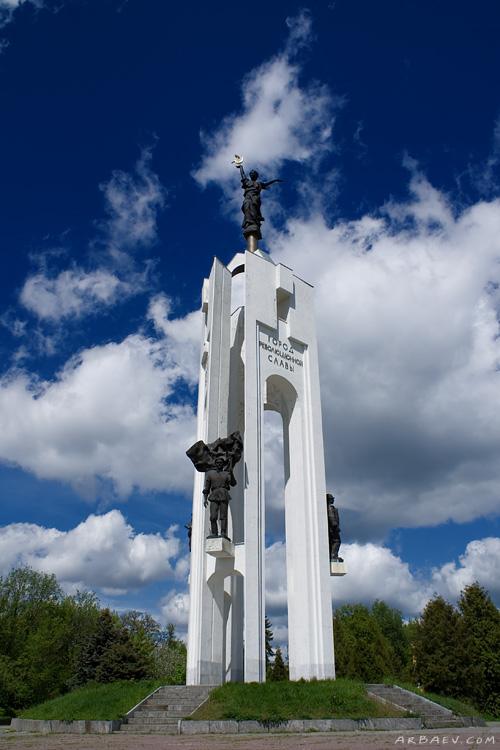 Мемориал Покровская гора