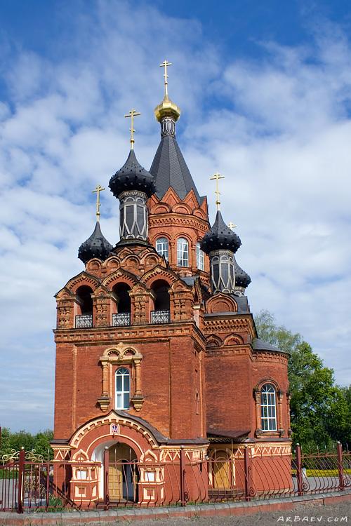 Спасо-Гробовская церковь