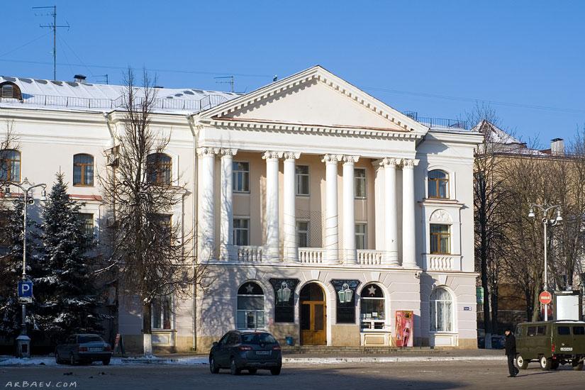 Гостиница Чернигов