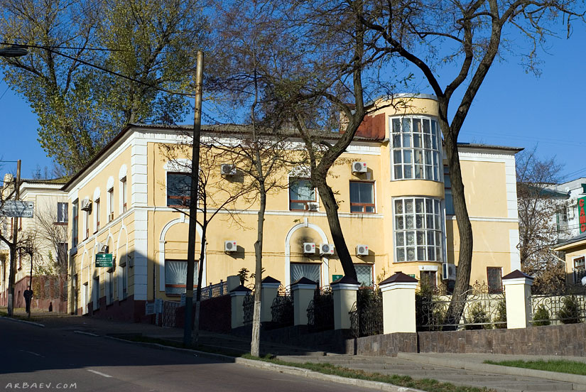 Дом по ул.Фокина