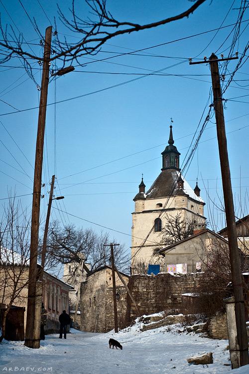Армянская колокольня