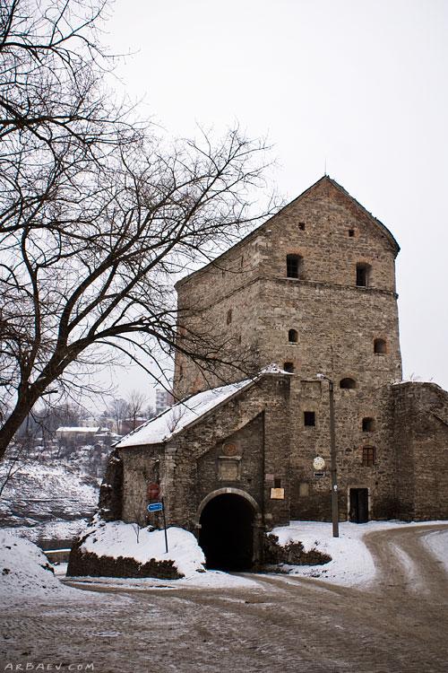 Кушнирская башня и Ветряные ворота