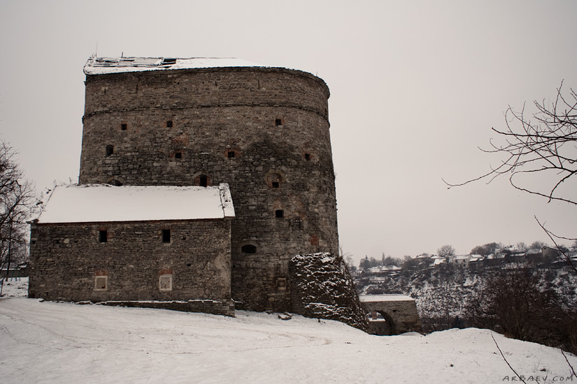 Кушнирская башня