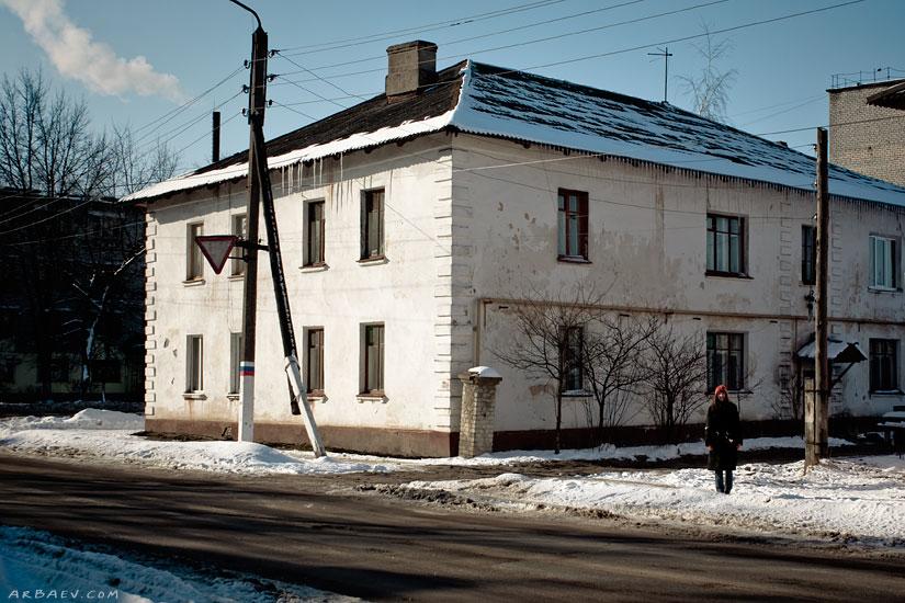 Улицы Унечи