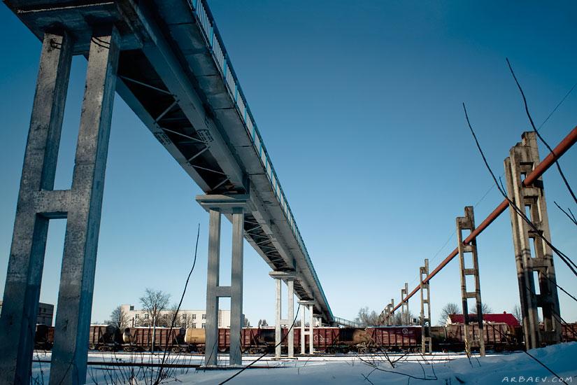 Мост и Труба