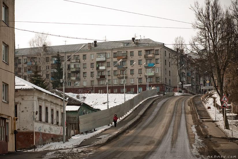 Спуск на Горького