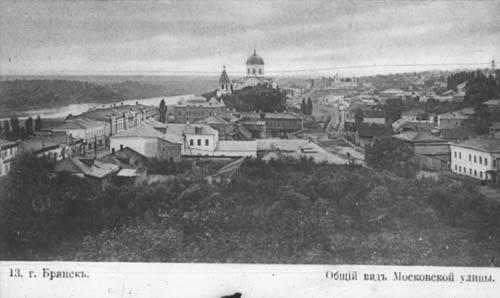 Вид с Покровской горы