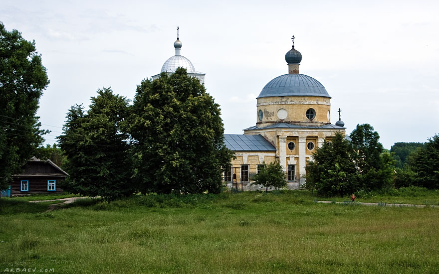 Церковь Митрофана