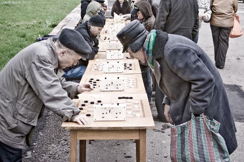 Игрун шашковый