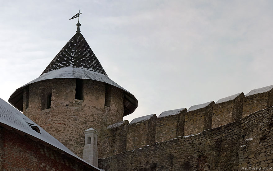 Комендантская башня