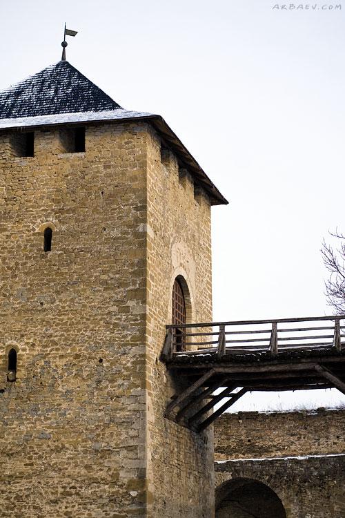Въездная (Надворотная) башня