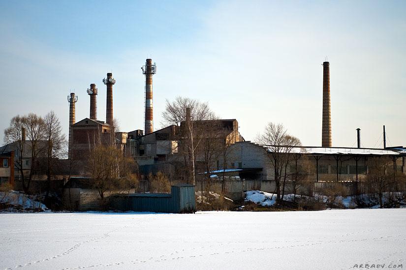 Завод СтарГласс