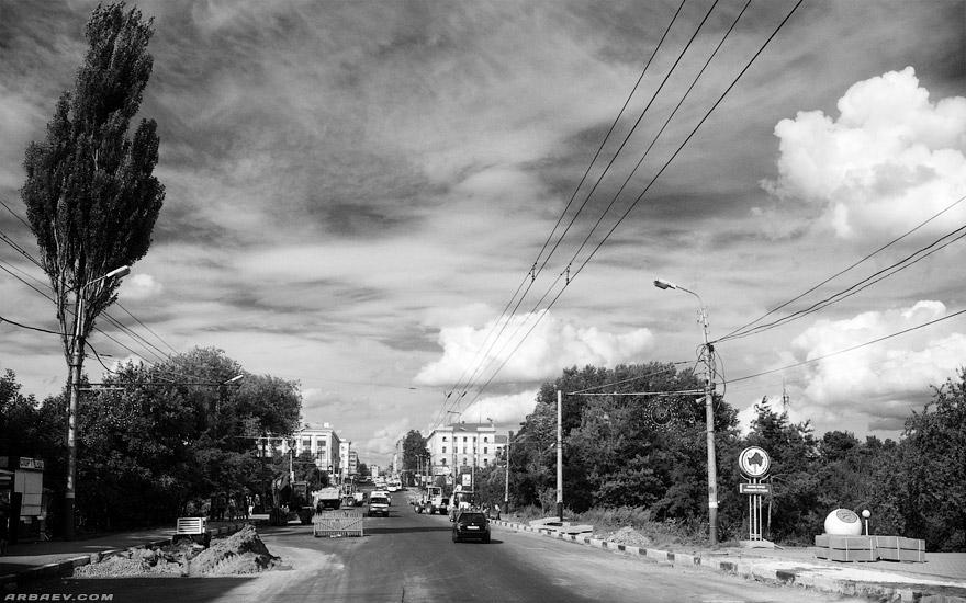 Стройка проспекта