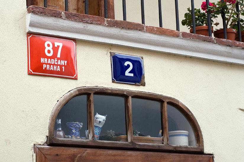Прага, дождливый день