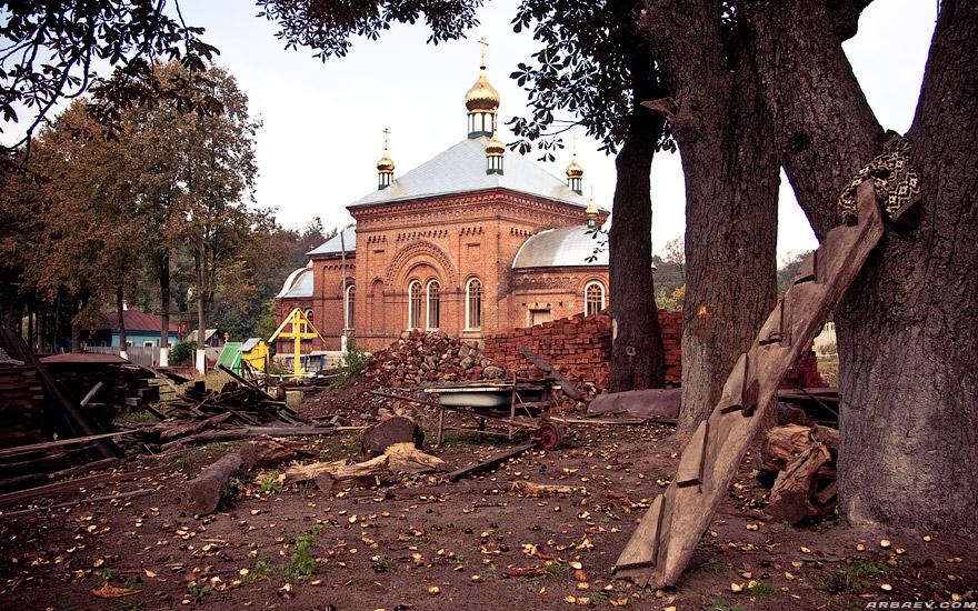 Монастырь Климовский Покровский