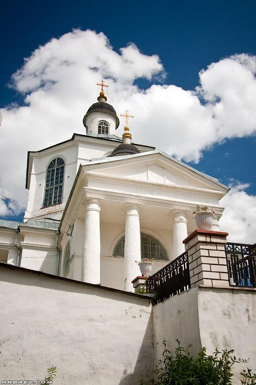 Церковь Старо-Николаевская
