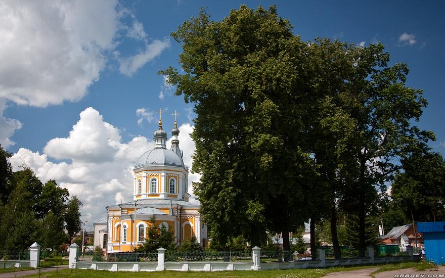 Собор Чуда Михаила Архангела