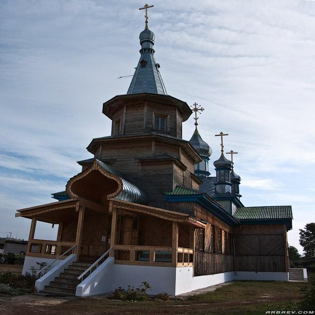 Церковь Успения