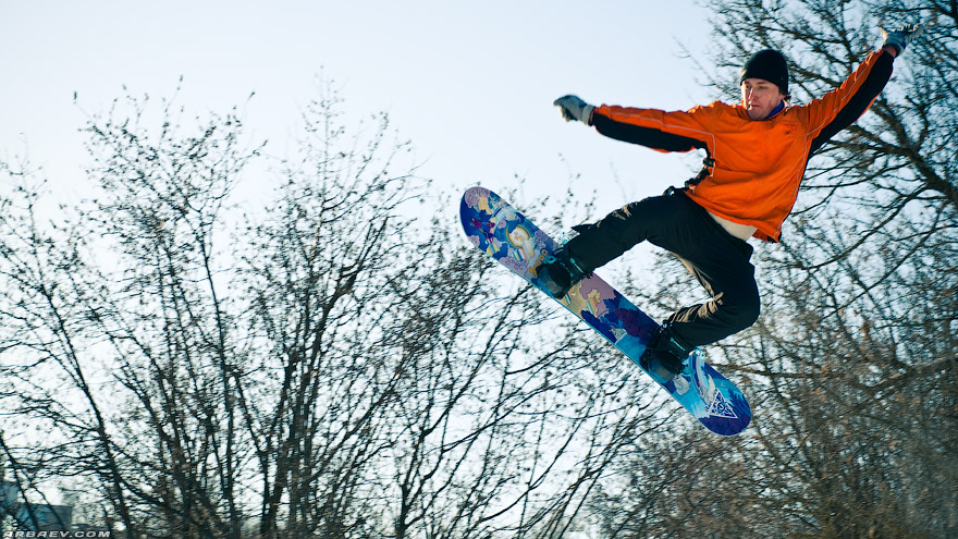 Сноубордистик