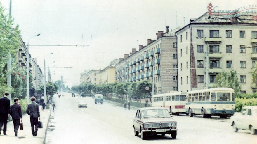 Дамба 1973