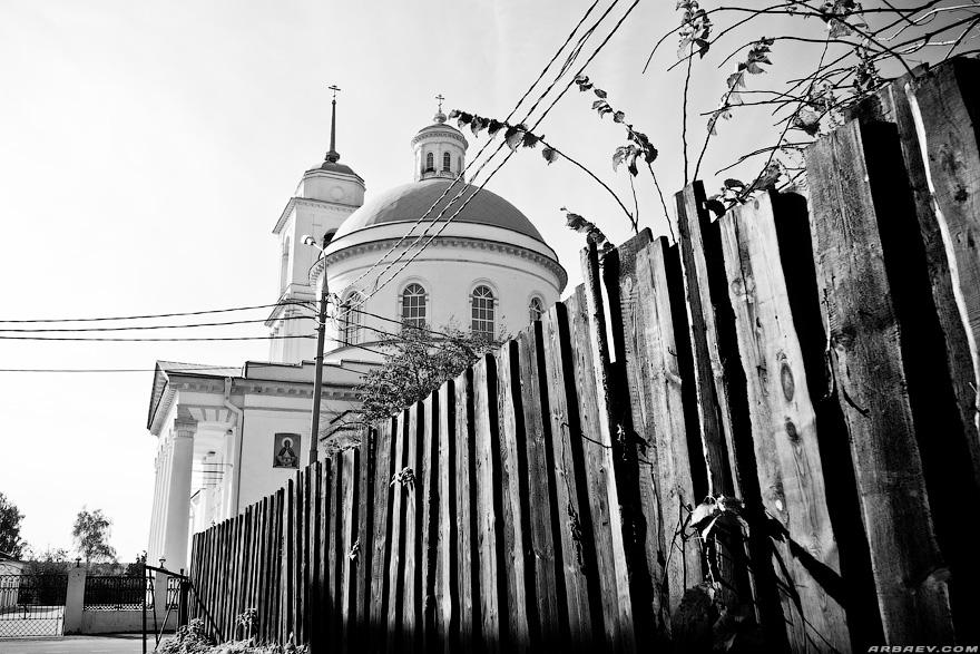 Серпухов. Церковь Николая Чудотворца
