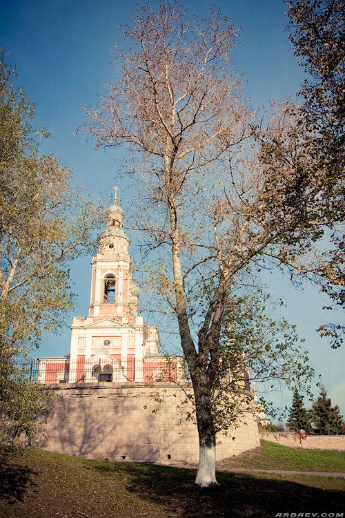 Серпухов. Церковь Успения Пресвятой Богородицы