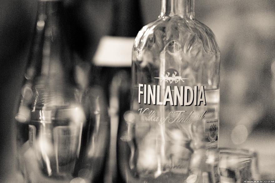 I go to Finlandia