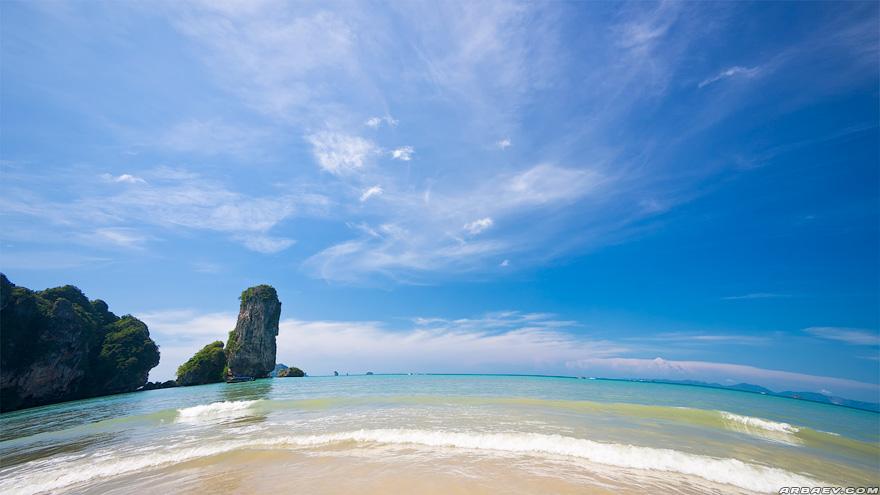 Пляж Ao Phai Plong