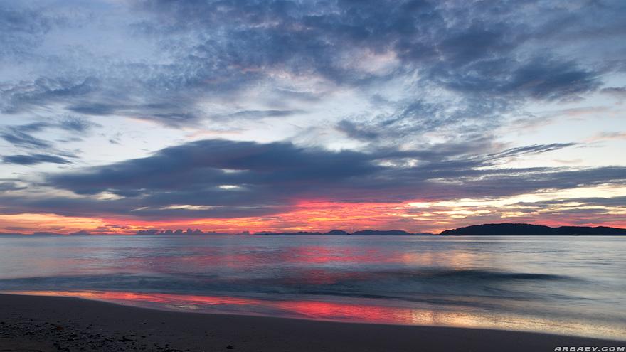 Пляж Ao Nang