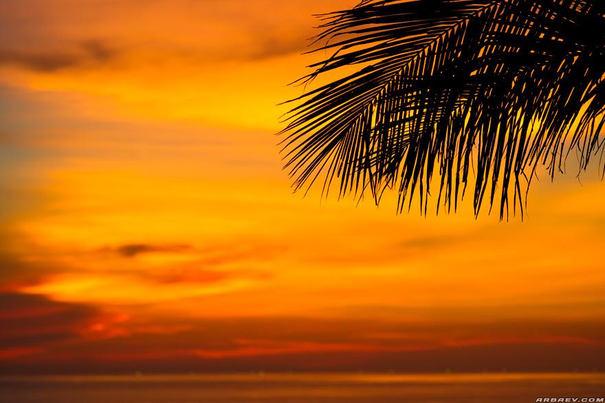 Phuket, Nui beach (2)