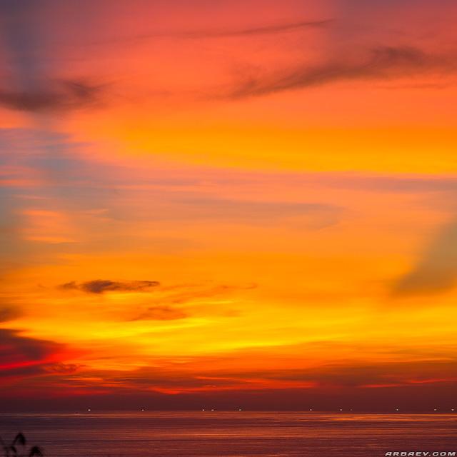 Phuket, Nui beach (1)