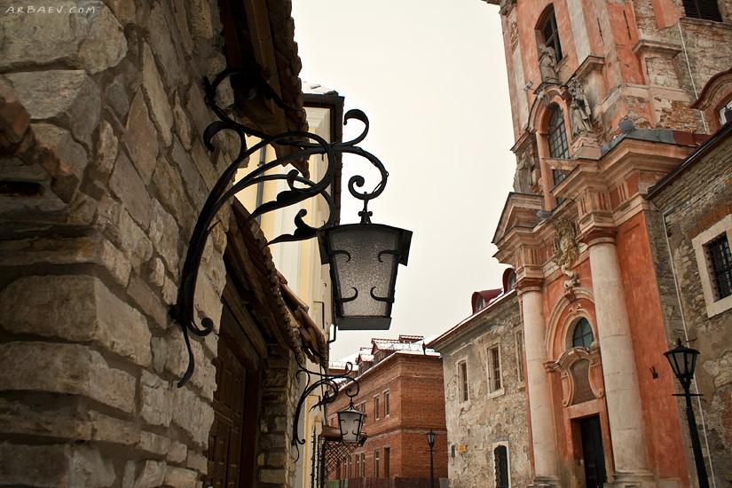 Доминиканский костел Св. Николая в Каменец-Подольском