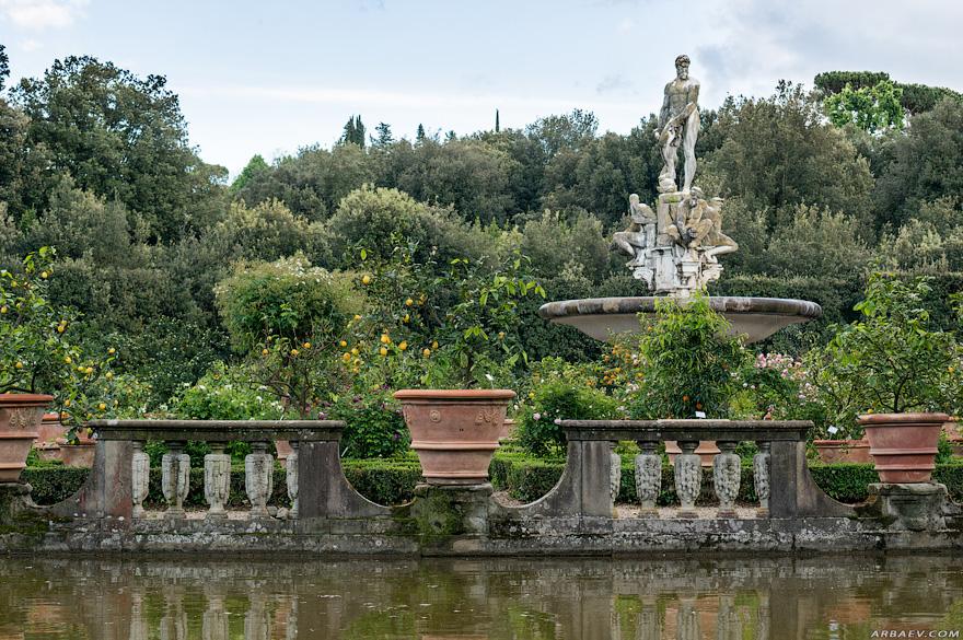 Месяц во Флоренции